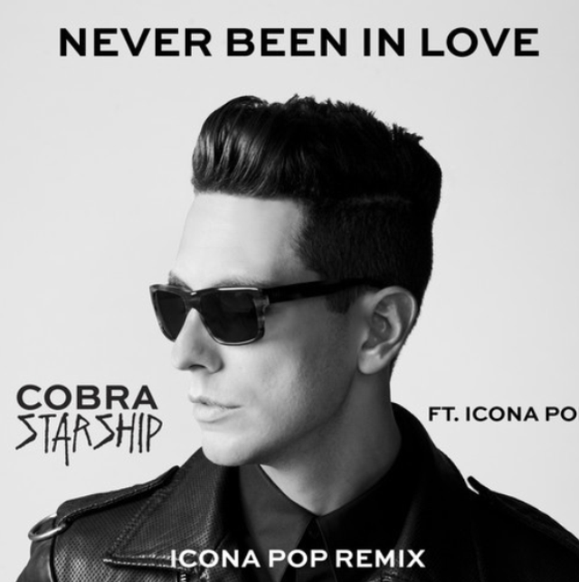 Never Been in Love Cobra Starship Never Been in Love is The